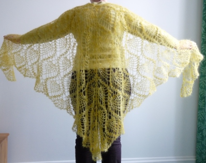 Mohair Lace Knitting Pattern Free : KNIT MOHAIR PATTERN SHAWL 1000 Free Patterns