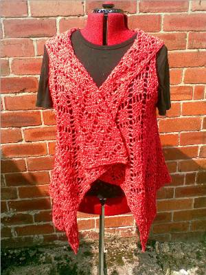 Chilli Shawl Cardigan Free Crochet Pattern from the Shawls ...